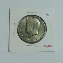 Moeda Eua Half Dollar 1981 Letra D Kennedy - Lt0800