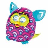 Furby Boom Ondas Roxas Pelucia Original Português