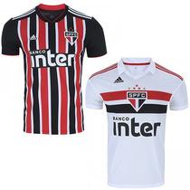 Busca Camisas sao paulo com os melhores preços do Brasil ... 275e295b66d0a