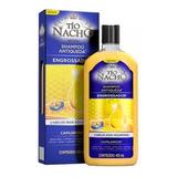 Shampoo Antiqueda Engrossador 415ml - Tío Nacho