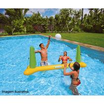 Kit Voleibol Aquatico C/bola E Rede Intex