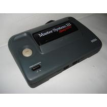 (( Master System 3 )) Completo, Com Controle + Cabo + Jogo