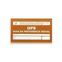 Carnê Gps 2 Vias C/12fls - São Domingos