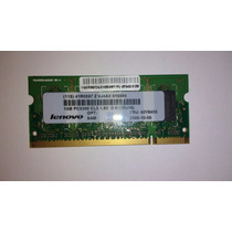 Memoria Ddr2 1gb 667mhz Pc2 5300 Lenovo Note Pronta Entrega