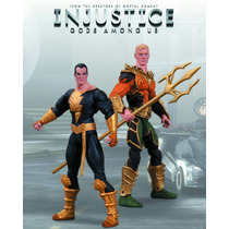 Dc Collectibles Injustice Aquaman Vs Black Adam