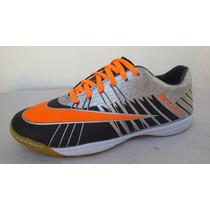 Chuteira Tenis Futsal Infantil Nike Mercurial