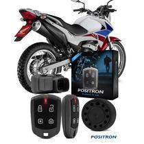 Alarme Moto Positron Honda Falcon 2012/.. Especifico Doublok