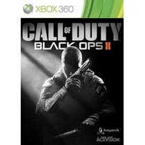 Jogo Call Of Duty Black Ops 2 Xbox 360