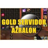 1850 Gold Wow Azralon Horda 1500 Goldrin Ally