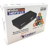 Receptor Midiabox B3 Conversor Digital Terrestre Century