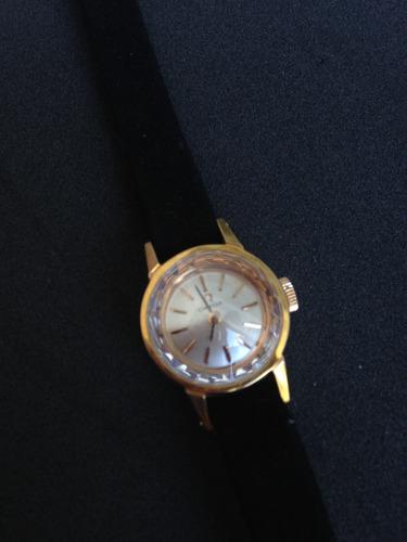 2d2519b2140 Relógio Omega Feminino Corda Manual Antigo