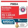 Rateio Alfacon 100%atualizado Pm Ba 1000 Mil Exercícios