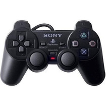 Controle Sony Dualshock 2 Original Playstation Ps2 Manete