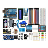 Kit Arduino Uno R3 Intermediate - Pronta Entrega