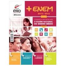 Livro: Mais Enem 2013/2014- Projeto Ético/ Saraiva- Lacrado