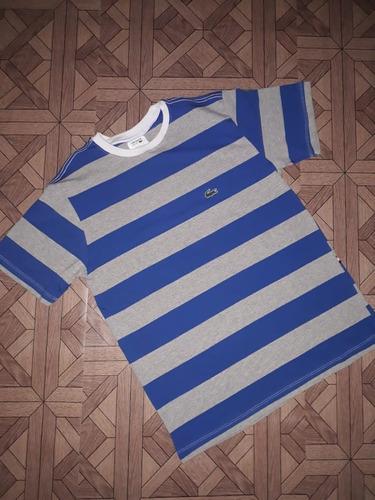 3fdb110218467 Camisa Lacoste Listrada Sport Oakley Masculina - R  120 en Melinterest