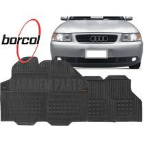 Tapete Borracha Audi A3 Ano 1996 Até 2006 Borcol 4 Peças