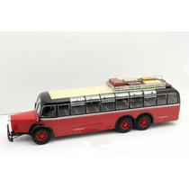 Ônibus Mercedes-benz O 1000 Rot / Schwarz 2  1/43 Altaya