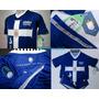 50% Off! Camisa Vasco Cavalera Templaria Azul 3 Penalty 2012