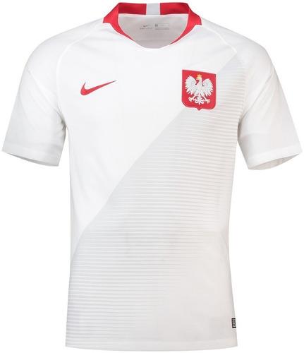 a6b1955820 Camisa Seleção Da Polônia Uniforme 1 2018 2019 Frete Grátis. R  120