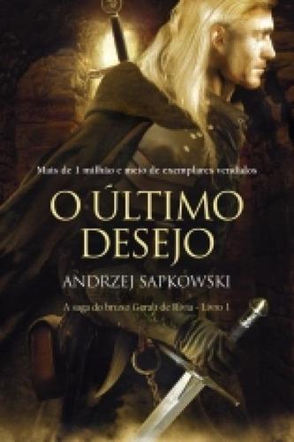 Ultimo Desejo, O - Livro 1 - Wmf Martins Fontes