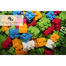 Blocos Peças Montar Brinquedo Educativo Criança - 640 Peças