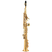 Saxofone Soprano Júpiter Com Estojo - Jps547