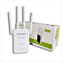 Repetidor Wifi Roteador Wireless 4 Antenas Pix-link