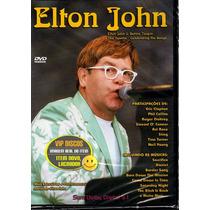 Dvd Elton John Elton John Com Axl Rose Eric Clapton Sting