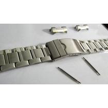 Pulseira De Aço Para Rolex,seiko,orient,citizen 20mm