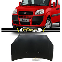 Capo Fiat Doblo 09 A 15 Com Furo Brucutu E Braços De Capo
