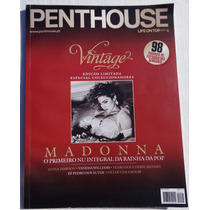 Penthouse Vintage: Maddona - Jenna Jameson - Ed. Portuguesa