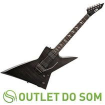 Guitarra Ltd By Esp Ex-401dx Stblk
