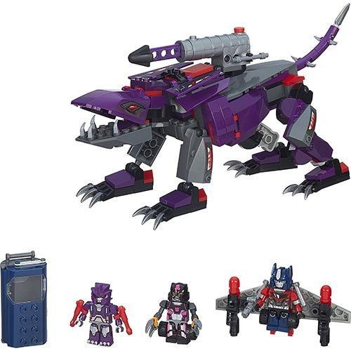 Kre - o Transformers Ataque Ao Jetpack Hasbro