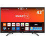 Smart Tv Led 43 Polegadas Aoc Le43s5970s Full Hd Wi fi 2 Usb