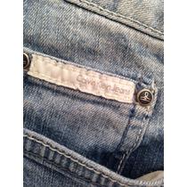Calvin Klein Calça Jeans Feminina Tam 40 Modelo Tradicional