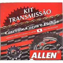 Kit Relação Honda Nxr Bros 160 (allen)