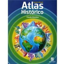Livro: Geral & Brasil - Atlas Histórico
