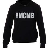 Casaco Moletom Hip Hop Lil Wayne Ymcmb - Com Bolso E Capuz