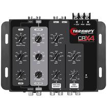 Crossover Taramps Crx4 4 Vias Eletrônico Mesa De Som + Frete