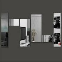 Kit Espelhos Decorativos Retângulos Frete Grátis
