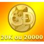 Moeda Digital 20k Ou 20 Mil Dogecoin Transferidos Em Até 12h