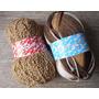 Fio De Lã Para Crochê Ou Tricô - Kit 2 Unidades + Brinde