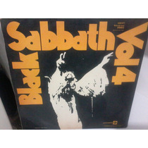 Lp/disco De Vinil Black Sabbath Vol. 4
