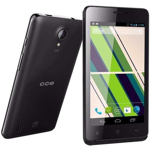 Smartphone Cce Motion Plus Tv Sc452 4gb Android Dual Chip