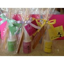 50 Kits Esmaltes Personalizados Lembrancinha P/ Dia Das Mães