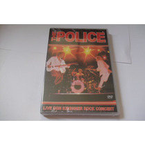 Dvd - The Police - Live Rock Concert 1979 - Novo - Lacrado