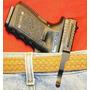 Clipdraw Clip De Bolso Para Glock G25 E Modelos Similares