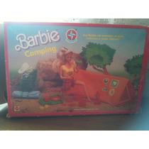 Barbie Camping - Estrela - Anos 80 - Na Caixa