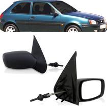 Retrovisor Fiesta 1996 1997 1998 1999 2000 2001 2002 Ld